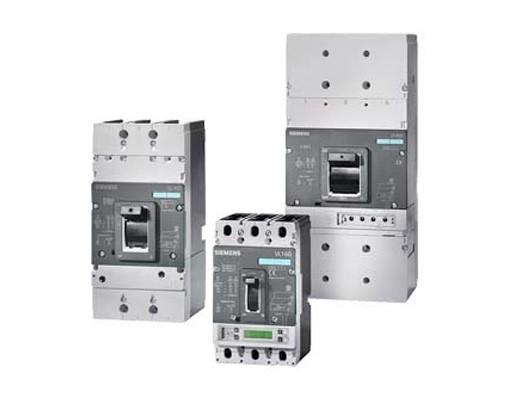 3VL Mould Case Circuit Breakers